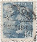 Stamps Spain -  Y & T Nº 682