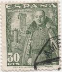 Stamps Spain -  Edifil Nº 1025