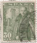 Stamps Spain -  Edifil Nº 1025 (1)