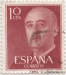 Stamps Spain -  Edifil Nº 1143