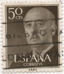 Stamps Spain -  Edifil Nº 1149