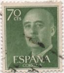 Stamps Spain -  Edifil Nº 1151