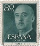 Stamps Spain -  Edifil Nº 1152