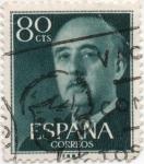 Stamps Spain -  Edifil Nº 1152 (1)
