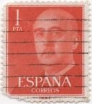 Stamps Spain -  Edifil Nº 1153 (1)