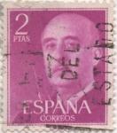 Sellos de Europa - España -  Edifil Nº 1158