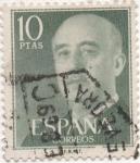 Stamps Spain -  Edifil Nº 1163