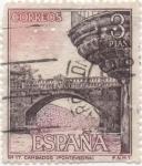 Stamps Spain -  Edifil Nº 1651