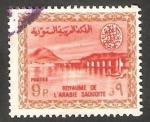 Sellos del Mundo : Asia : Arabia_Saudita : 171 B - Presa de Wadi Hanifa