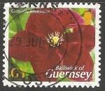 Stamps United Kingdom -  Clematis Rosemoor