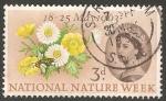 Sellos de Europa - Reino Unido -  Semana Nacional de la Naturaleza
