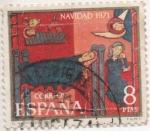 Stamps Spain -  Edifil Nº 2062