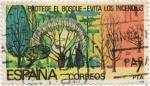 Stamps Spain -  Edifil Nº 2471 (1)