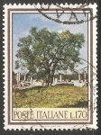 Stamps Italy -  Olivo