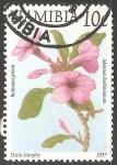 Stamps Africa - Namibia -  Adenium boehmianum