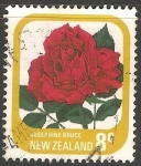 Stamps New Zealand -  josephine bruce