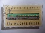 Stamps Hungary -  Magyar Posta