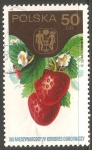 Sellos de Europa - Polonia -  XIX Congreso Internacional de Horticultura en Varsovia