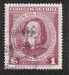 Sellos de America - Chile -  José Mardones