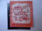 Stamps : Europe : Austria :  Enns - Republik Österreich.