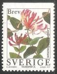 Stamps Sweden -  Flores de jardin