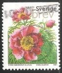 Sellos del Mundo : Europa : Suecia : Peonía doble Dill.