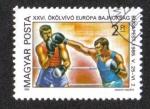 Sellos de Europa - Hungría -  Deportes