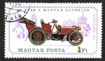 Stamps Hungary -  Carros Antiguoas