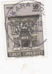 Sellos de Asia - Turquía -  museo  en Konya