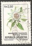Sellos de America - Argentina -  Mburucuya Pasionaria