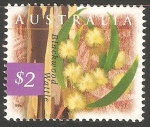 Sellos de Oceania - Australia -  Blackwood australiana