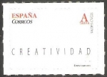 Stamps of the world : Spain :  Creatividad