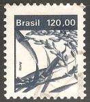 Sellos de America - Brasil -  Arroz