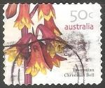 Stamps Australia -  Tasmanian Christmas Bell