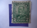Stamps Canada -  King George V.