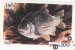 Sellos de Europa - Suecia -  pesca