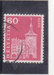 Stamps Switzerland -  Berna