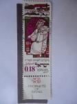 Stamps Israel -  Isaiah. (Scott/I:525)