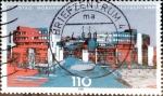 Stamps Germany -  Intercambio 0,70 usd 110 pf. 2000