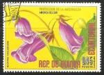 Sellos de Africa - Guinea Ecuatorial -   Gloxinia caulescens