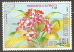 Sellos del Mundo : Africa : Guinea_Ecuatorial : Clivia miniata