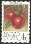 Sellos de Europa - Hungría -  Manzana