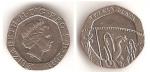 monedas del Mundo : Europa : Reino_Unido :  Elizabeth II