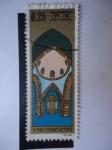 Stamps Israel -  Jerusalen y sus Murallas