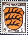 Sellos de Europa - Alemania -  Intercambio 0,20 usd 5 pf. 1945