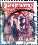 Sellos de Europa - Alemania -  Intercambio ma2s 1,05 usd 60 pf. 1920