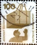 Sellos de Europa - Alemania -  Intercambio 0,20 usd 100 pf. 1971