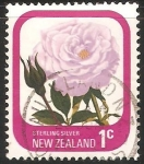 Stamps New Zealand -  Sterling Silver