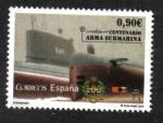 Sellos de Europa - España -  Aniversario de la Armada Submarina