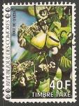 Stamps Comoros -  noix de cachou - Castaña de caju